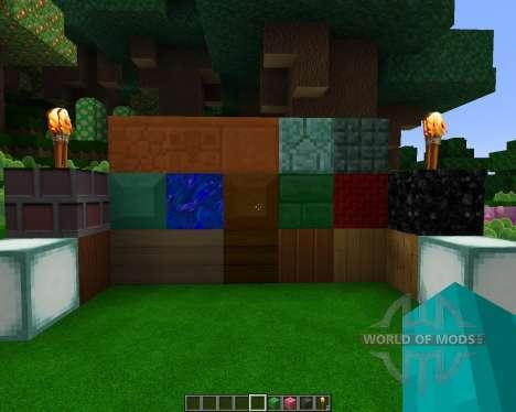 Luigi [128x][1.8.1] для Minecraft