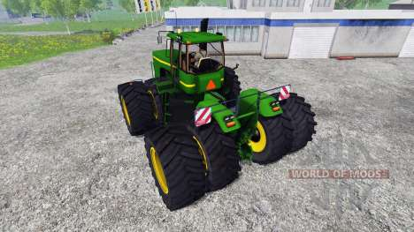 John Deere 9400 для Farming Simulator 2015
