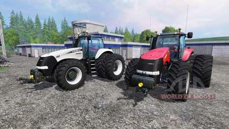 Case IH Magnum CVX 380 v1.4b для Farming Simulator 2015