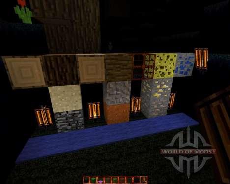 Eternal Night [32x][1.7.2] для Minecraft