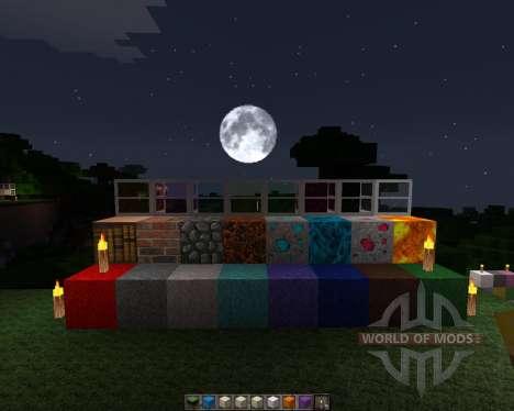 HD Vision [128x][1.7.2] для Minecraft