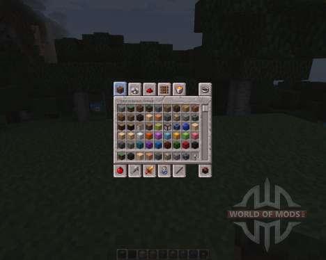 Valkyre RPG [16x][1.7.2] для Minecraft