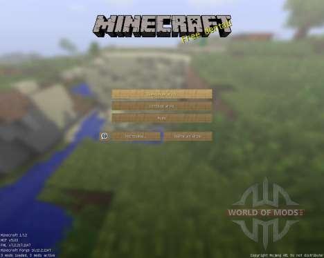 Fillecraft [32x][1.7.2] для Minecraft
