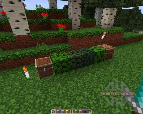Biocraft [16x][1.7.2] для Minecraft