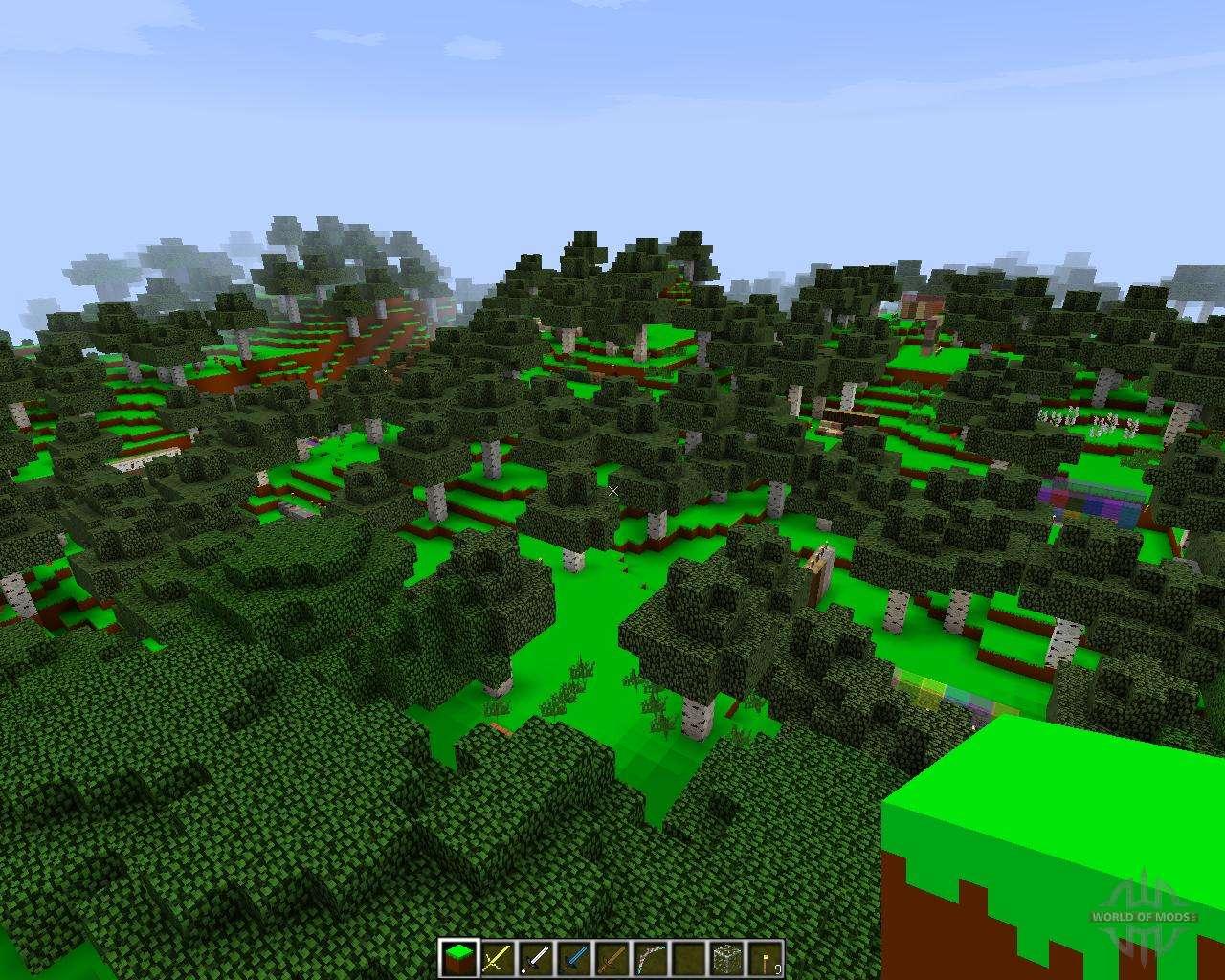 Скачать Scrolls PvP для Minecraft 1.8.9 - RU-M.ORG