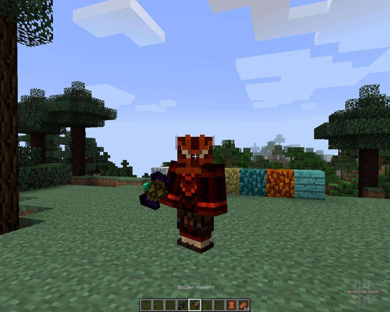 Mutant Creatures - Мод на мутантов для Minecraft 1.7.10/1 ...