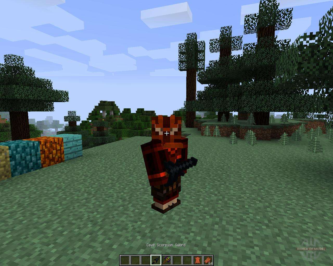 Mo'Creatures мод для Minecraft 1.7.10/1.7.2/1.6.4/1.6.2 ...