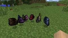 Backpacks [1.7.2] для Minecraft