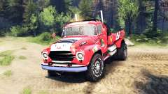 ЗиЛ-130 4x4 автокросс [13.04.15] для Spin Tires