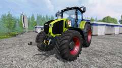 CLAAS Axion 950 v0.5 для Farming Simulator 2015