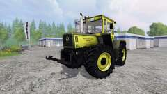 Mercedes-Benz Trac 1800 Intercooler [loader]