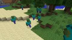 CrackedZombie [1.7.2] для Minecraft