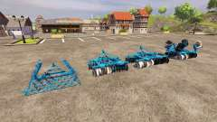 Parmiter Disc [pack] для Farming Simulator 2013