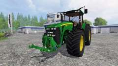 John Deere 8330 v2.0 для Farming Simulator 2015