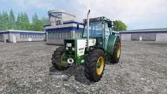Buhrer 6135A White для Farming Simulator 2015