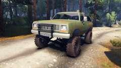 Dodge Ramcharger 1985 v0.1 для Spin Tires