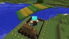 Parachute [1.6.2] для Minecraft