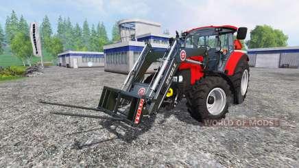 Case IH Farmall 115 U Pro для Farming Simulator 2015