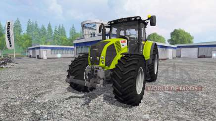 CLAAS Axion 850 v4.0 для Farming Simulator 2015