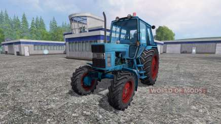 МТЗ-82 УК для Farming Simulator 2015