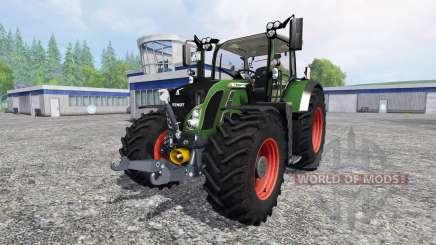 Fendt 724 Vario SCR v2.0 для Farming Simulator 2015