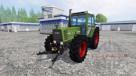 Fendt Farmer 310 LSA v2.1 для Farming Simulator 2015