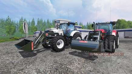 Case IH Puma CVX 160 v1.4 для Farming Simulator 2015