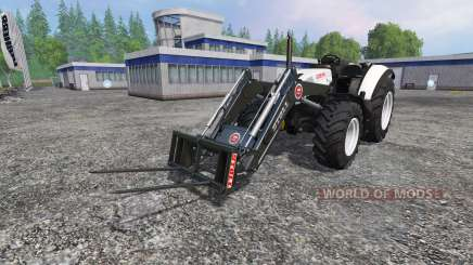 Steyr Multi 4115 roofless для Farming Simulator 2015