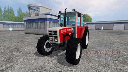 Steyr 8080A Turbo SK1 для Farming Simulator 2015