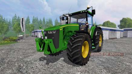 John Deere 8360R v2.0 для Farming Simulator 2015