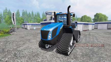 New Holland T9.670 SmartTrax для Farming Simulator 2015