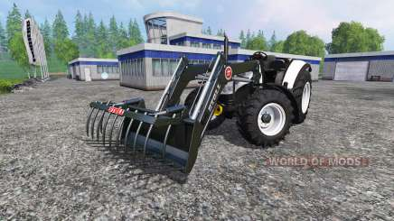 Steyr Multi 4115 v2.0 для Farming Simulator 2015