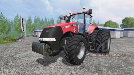 Case IH Magnum CVX 340 v1.0.3 [pack] для Farming Simulator 2015