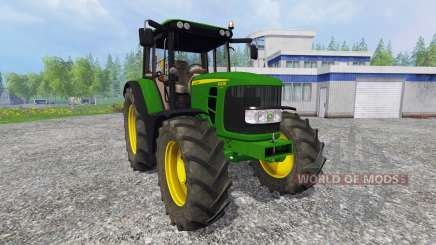 John Deere 6330 Premium для Farming Simulator 2015