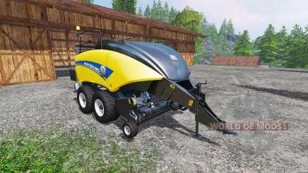 New Holland BigBaller 1290 для Farming Simulator 2015