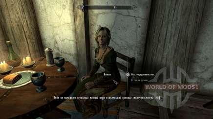 Вилья в Скайриме [4.01] для Skyrim