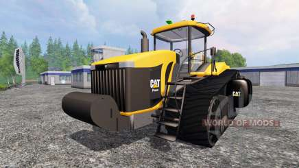 Caterpillar Challenger MT875B v1.1 для Farming Simulator 2015