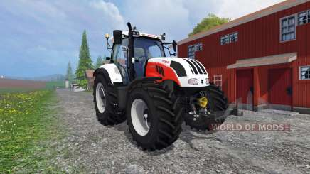 Steyr CVT 6230 [edit] для Farming Simulator 2015
