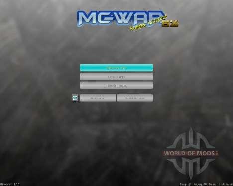 MC-War PROJECT [64x][1.8.8] для Minecraft