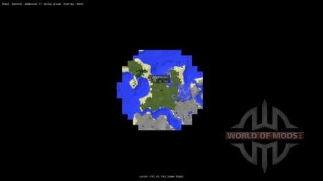 MapWriter [1.6.4] для Minecraft