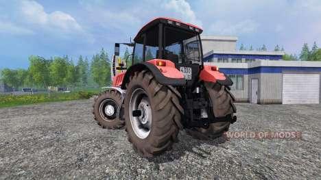 Беларус-3022 ДЦ.1 v2.0 для Farming Simulator 2015
