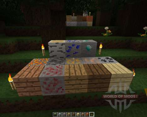 Warrior Cats Pawspeak Pack [16x][1.8.1] для Minecraft