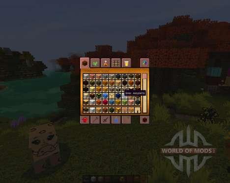 Bosus going Dark [64x][1.8.1] для Minecraft