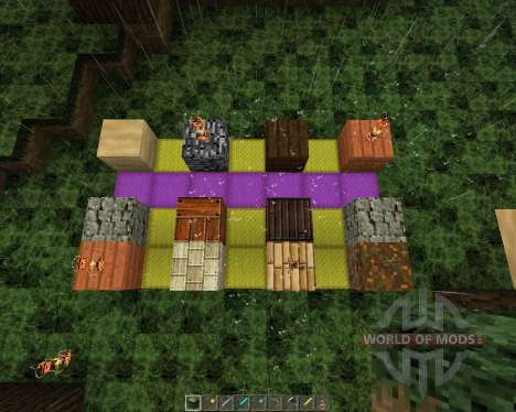 Tender World Resource Pack [32x][1.8.8] для Minecraft