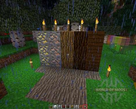 Moundaccounds Saturation Pack [16x][1.8.1] для Minecraft