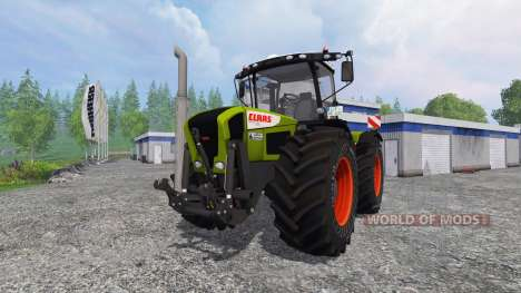 CLAAS Xerion 3300 TracVC [washable] v4.2 [full] для Farming Simulator 2015