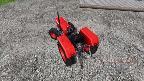 Kramer KL 600A v2.0 для Farming Simulator 2015