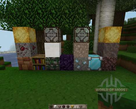 Kalos - Soulsand Chapter [16x][1.8.1] для Minecraft