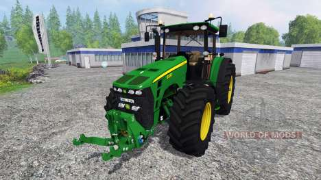 John Deere 8330 v3.0 для Farming Simulator 2015