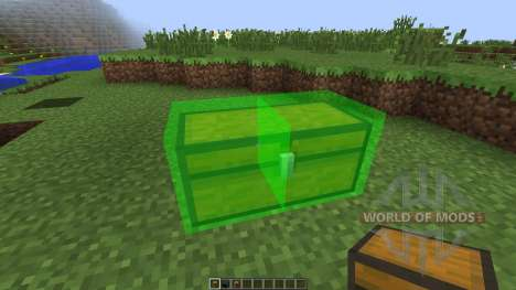 Simple Chest Finder [1.7.10] для Minecraft